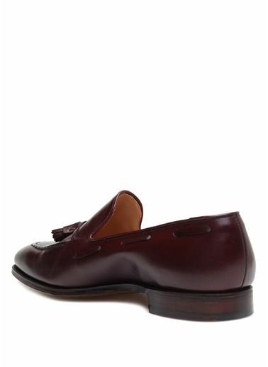 Crocket & Jones Ayakkabı Bordo
